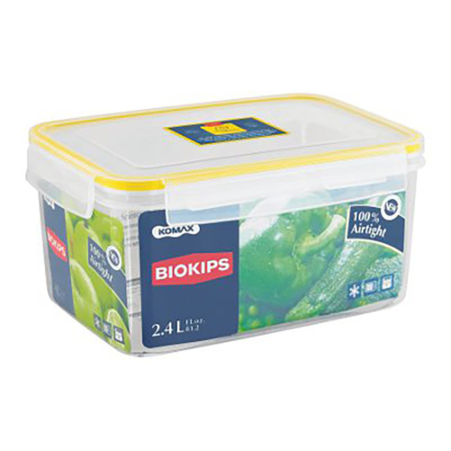 CONTAINER SNAPPY RECT. 2.4LT