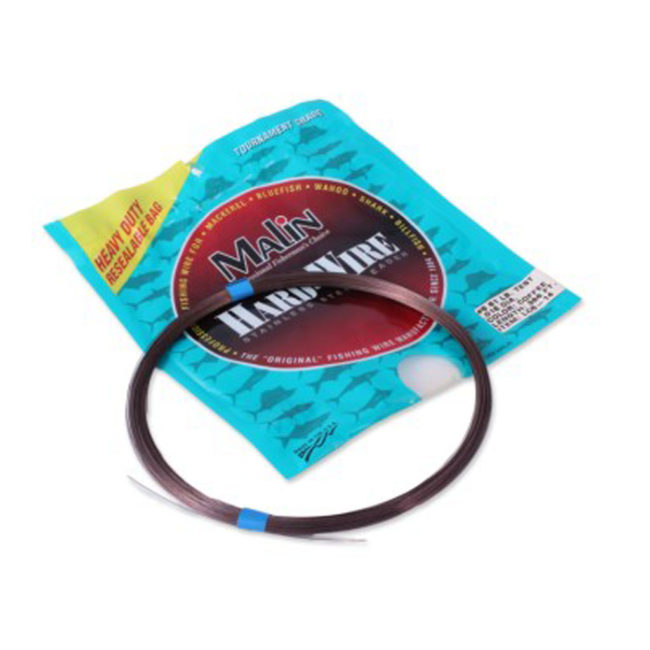 WIRE MALINS PFC STAINLESS STEEL 1/4lb No4 40lb